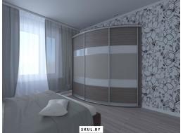 Шкафы-купе на заказ в спальню