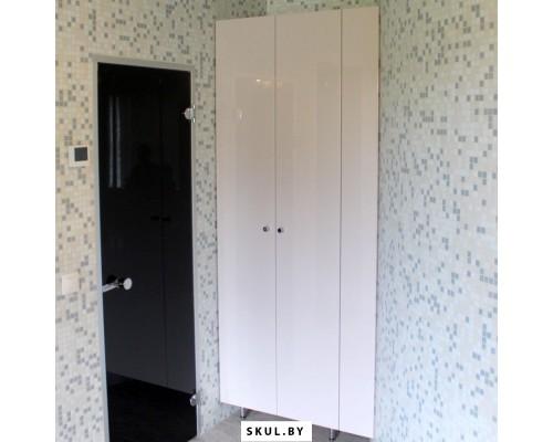 Шкаф всауну дляполотенец в Шумилино