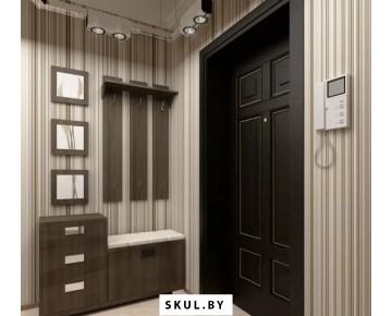 Прихожая в маленький коридор
