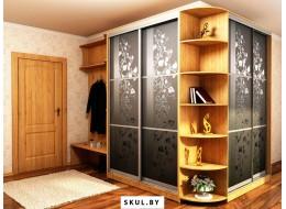 Шкафы-купе на заказ в коридор