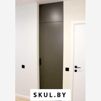 Шкаф встроенный внишу