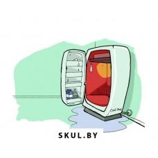 Холодильник течет/подтекает